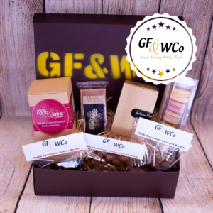 Belfast Sweet and Chocolate Gift Box from The Good and Wine Hamper Company