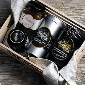 Jam and Chutney Hampers
