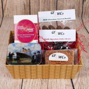 Belfast Gift Tray with Keepsake Tin