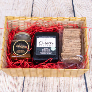 Causeway Cheese Chutney Crackers Gift Tray