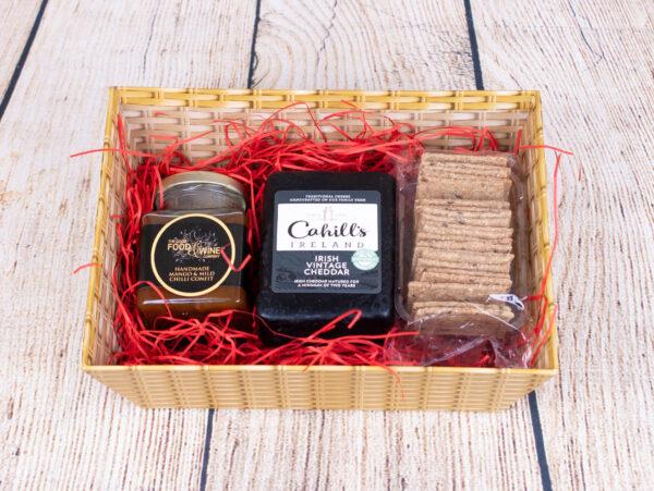 Causeway Cheese Chutney Crackers Gift Tray