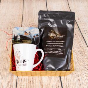 Titanic Hot Chocolate Gift Tray