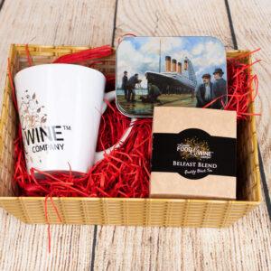 Titanic Tea Gift Tray