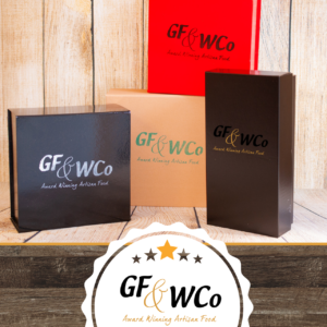 Hug in a Box Gift Boxes for Good Food and Wine Hampers